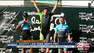 Aussie's Scotty Law, Peta Mullens take overall championships at 2017 Tulsa Tough - Video