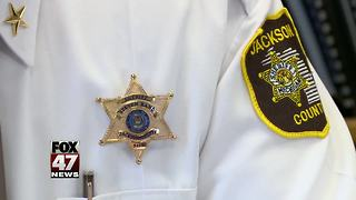 Lt. suing Jackson Sheriff accused of trying to extort County - Video