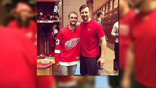 On Harry Potter's birthday, a reminder: Daniel Radcliffe is a Red Wings fan - Video