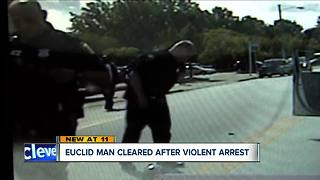 Man in violent viral arrest video speaks out after charges are dropped, says he refuses to drive - Video