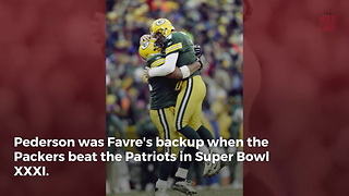 Eagles Set To Have Brett Favre Speak To Team Night Before The Super Bowl - Video