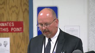 Carey Dean Moore execution: Corrections director gives statement - Video