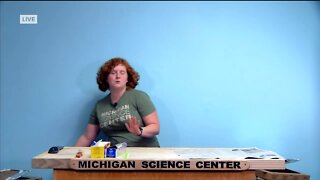 Making a Solar Oven with the Michigan Science Center