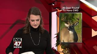More cases of chronic wasting disease found during deer hunt