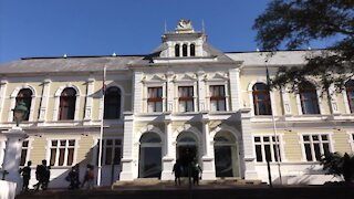 SOUTH AFRICA - Cape Town - Iziko South African Museum (Video) (LVU)