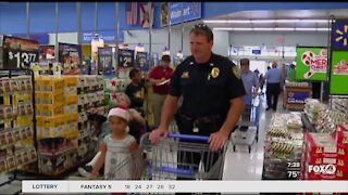 Cape Coral Police prepare for shop with a cop event