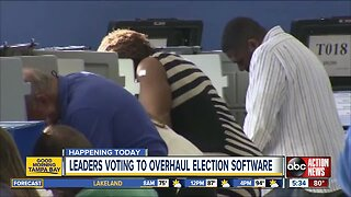 Sarasota County looking to purchase new election software