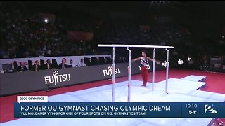 Former OU Gymnast Chasing Olympic Dream
