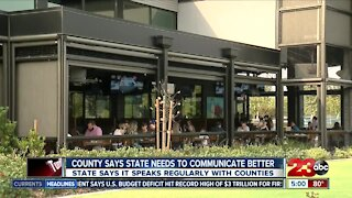 Kern County says state needs to communicate better on COVID-19 guidelines