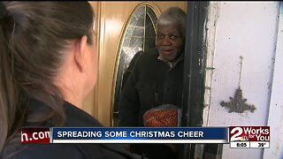 Tulsa Police Foundation spreads Christmas cheer with donations