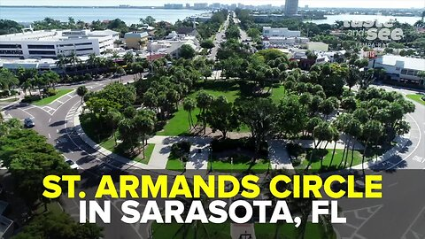 Shop, dine and relax at St. Armands Circle in Sarasota | Taste and See Tampa Bay