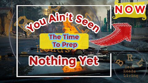 You Ain't Seen Nothing Yet!