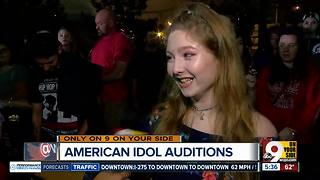 'American Idol' auditions roll into Louisville Wednesday - Video