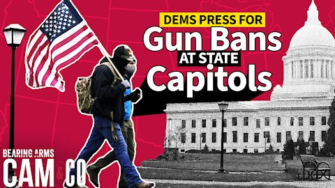 Anti-Gun Dems Press For Gun Bans At State Capitols