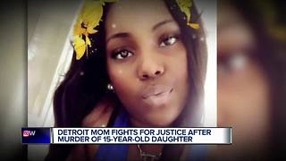 Mother of murdered metro Detroit teen has message of forgiveness for her killer - Video