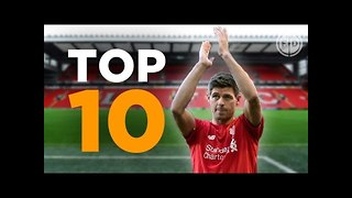Top 10 Moments that Made... Liverpool - Video