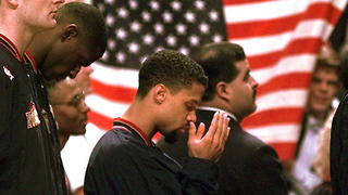 Remember When: Mahmoud Abdul-Rauf's Anthem Protest