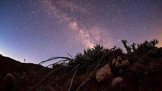 Beautiful Timelapse of the Anza Borrego Desert - Video