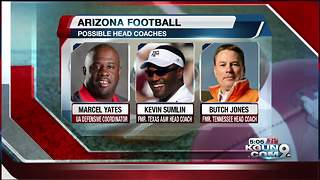 Candidates emerge to replace Rich Rodriguez - Video