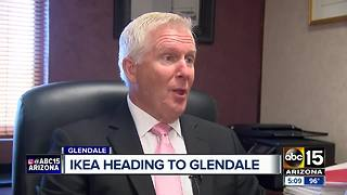 IKEA considers new Glendale location - Video