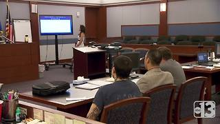 Clark County considering domestic violence court changes - Video