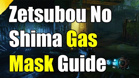 Black Ops 3 Zetsubou No Shima Gas Mask Parts Location Guide