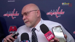 Capitals Coach Calls Out Fans For Racist Remarks To Devante Smith-Pelly
