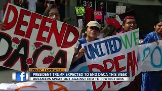 President Trump expected to end DACA this week - Video