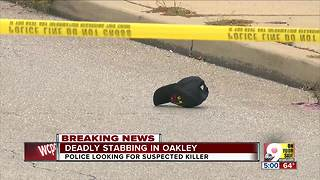 Man killed in Oakley stabbing, police say - Video