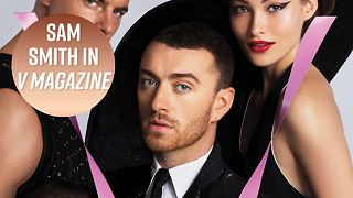 Sam Smith used to obsess about his weight - Video