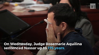Larry Nassar Sentenced for Sexual Assaults - Video