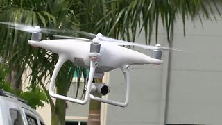 Drones creating thousands of new jobs in FL - Video