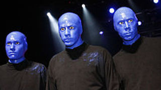 "Who Is ""Blue Man Group"" Without Make-Up? - Video"