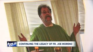 Fr. Joe Moreno Memorial Foundation seeks public's help - Video