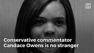 Candace Owens Rips Apart Msnbc Host For 'Tearing Down The Black Community' - Video