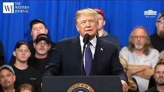 Trump: Nancy Pelosi is GOP's 'Secret Weapon' - Video