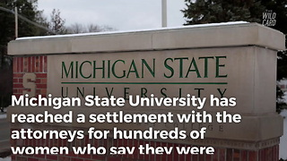 Michigan State To Pay $500 Million to Larry Nassar's Victims - Video