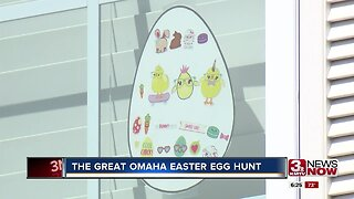 The Great Omaha Easter Egg Hunt