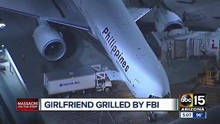 Girlfriend of Las Vegas shooter returns to United States - Video