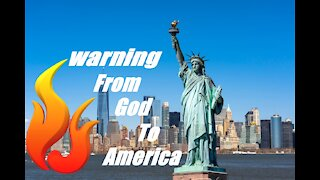 A Warning From God To America