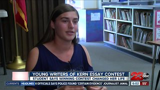 Young Writers of Kern Essay Contest