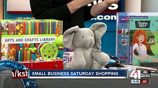 Small Business Saturday spotlights local businesses - Video