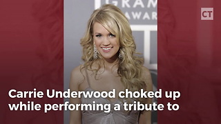 Carrie Underwood Las Vegas Tribute - Video