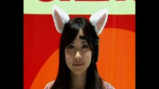 Electronic Cat Ears Show Moods - Video