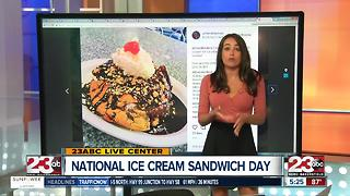 National Ice Cream Sandwich Day - Video