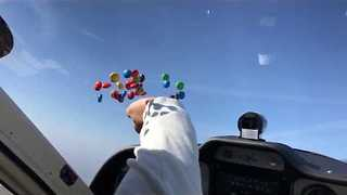 Pilot Takes a Dive for Zero Gravity Experiment - Video