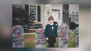 DIY Halloween tombstones with Elissa the Mom | Rare Life - Video