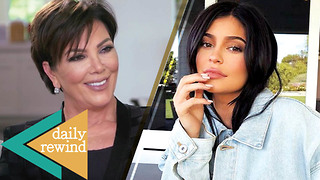 Kris Jenner GRILLS Scott Disick About Sofia Richie, Kylie Leaves Her Brother in the Dark -DR - Video