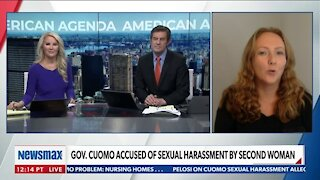 Gov. Cuomo Accused of Sexual Harassment by Second Woman