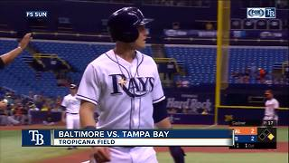 Baltimore Orioles beat Tampa Bay Rays 5-4 despite committing five errors - Video